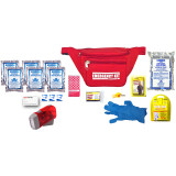 Emergency Preparedness Fanny Pack Kit (3 Day) - Contents