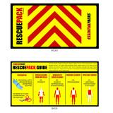 RescuePack - Label
