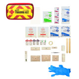 Removable Compact Trauma Kit (100 Pieces) - Contents