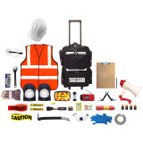 Team Leader Emergency Kit - Contents