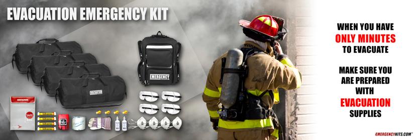 Evacuation Emergency Kit