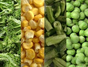 ReadyWise Emergency Vegetables