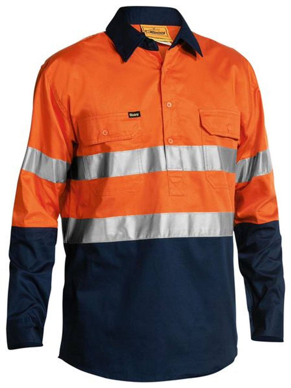 Adults Mens Hi Vis Viz Beanie Hat Work Cap Reflective Lightweight Yellow Orange