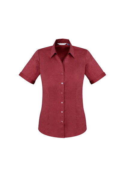 LADIES MONACO SHORT SLEEVE SHIRT  S770LS