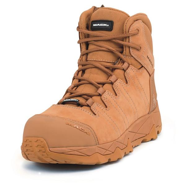 MACK  Octane Zip Sided Boots