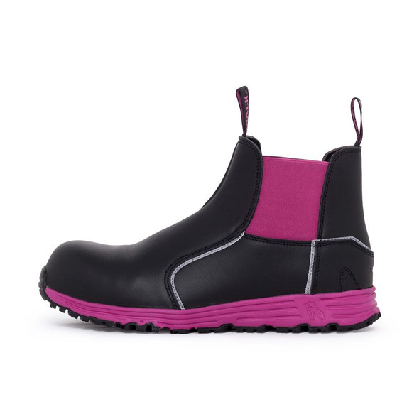 Mack Fuel Womens Slip-On Safety Boots