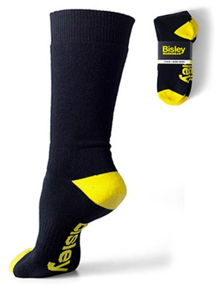 Bisley WORK SOCKS - 3 PACK BSX7210