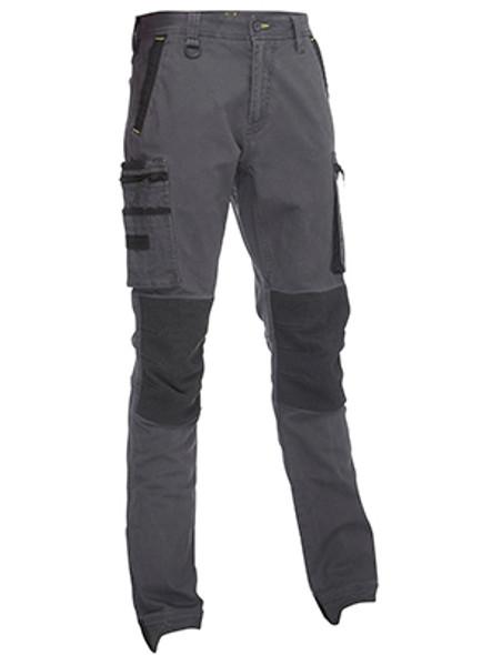Bisley Flex & Move Stretch Utility Zip Cargo Pant (BPC6330)