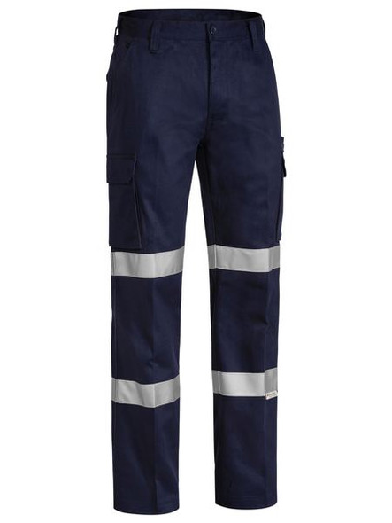3M DOUBLE TAPED COTTON DRILL CARGO PANT BPC6003T