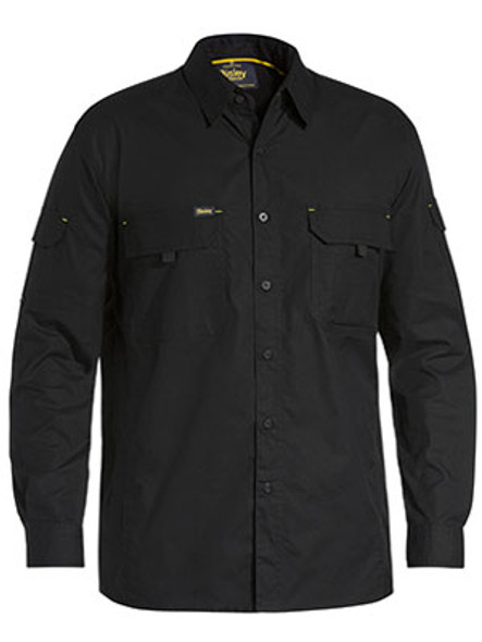 Bisley Mens X Airflow™ Ripstop Work Shirt- BS6414
