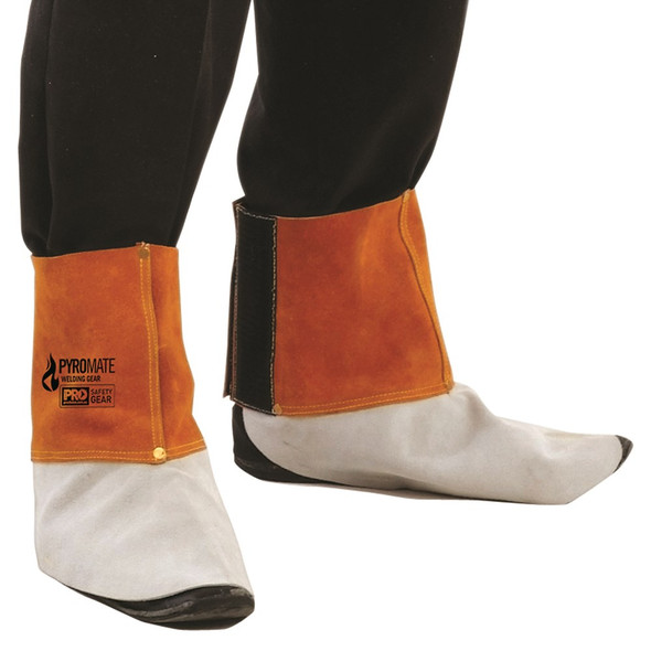 Welders Leather Spats - WSVL Large