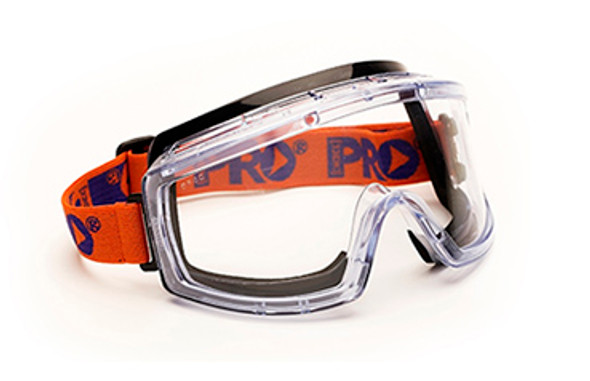 3700 Series Clear Goggle - 3700 pk 12