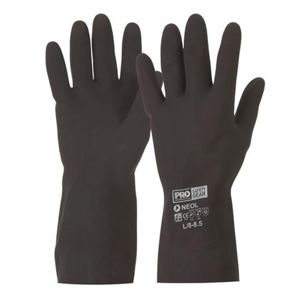 ProChoice® Black 33cm Neoprene Gloves NEO pk12
