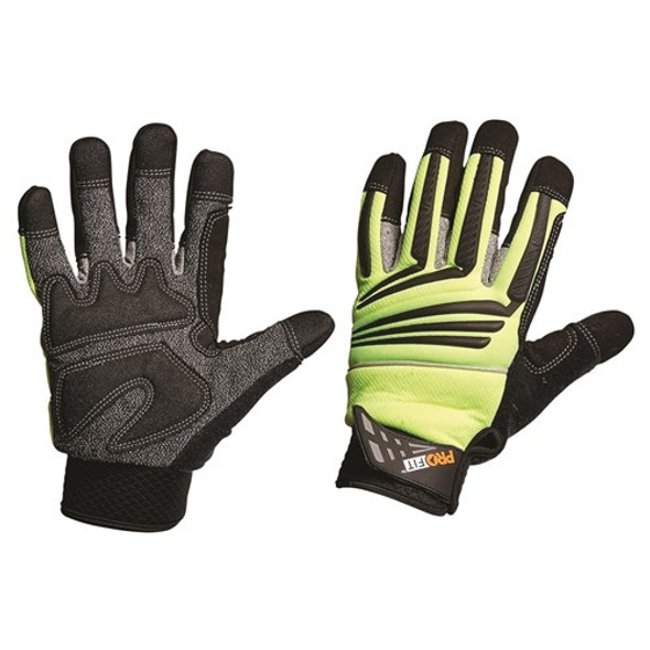 ProChoice® Profit® Cut 5 Hi-Vis Mechanics Glove  PTYC