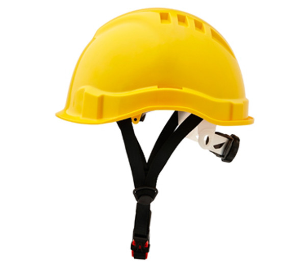 V6 HARD HAT UNVENTED MICRO PEAK LINESMAN- HH6MP