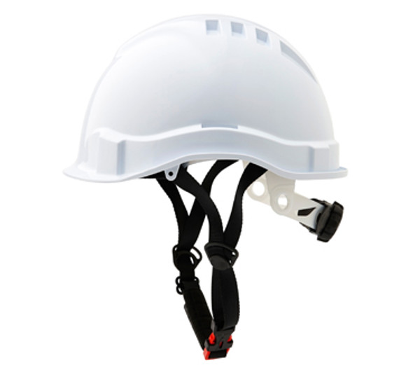 PRO CHOICE AIRBORNE HARD HAT (VENTED) - HHV6MP