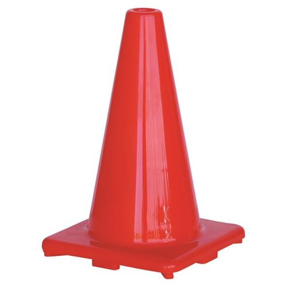 ProChoice® Orange PVC Traffic Cones 450mm TC450