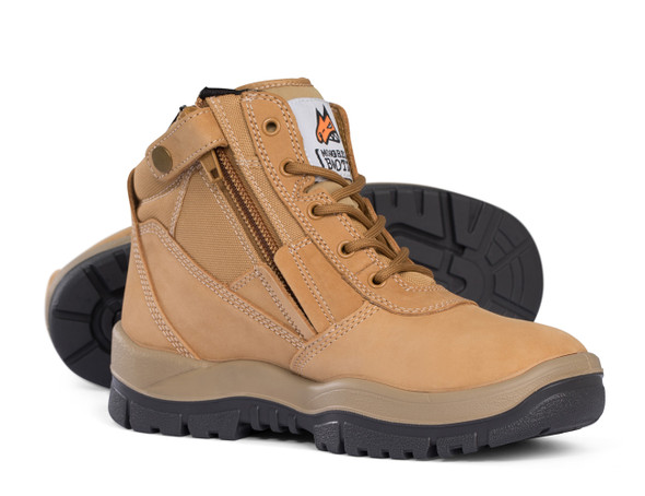 Mongrel N Series non safety  961050 Wheat ZipSider Boot