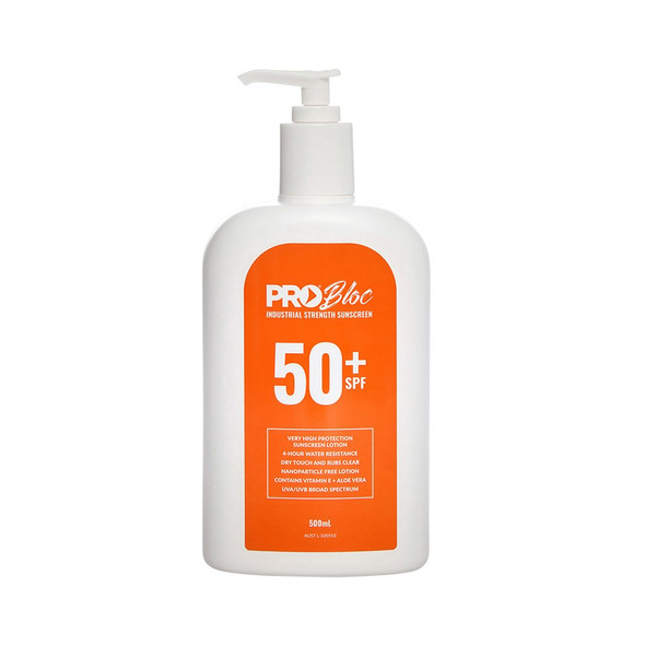 ProChoice® Probloc 50+ Sunscreen 500mL SS500-50 6pk
