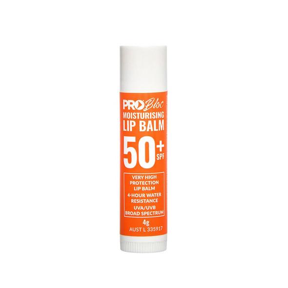 ProChoice® Probloc 50+ Lip Balm 4gm: LB4-50 24pk