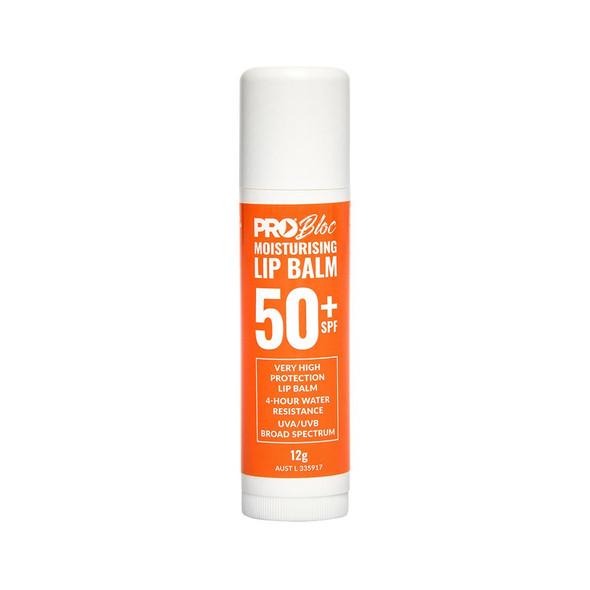 ProChoice® Probloc 50+ Lip Balm 12gm LB12-50 12PK
