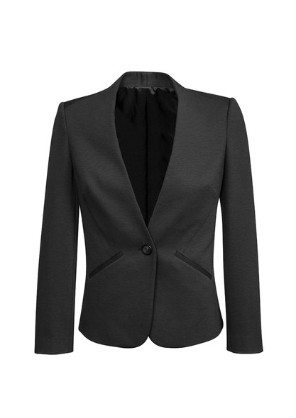 Womens Collarless Jacket 61610