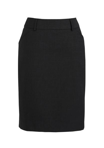 Womens Multi-Pleat Skirt 24015