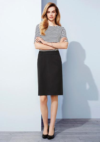 Womens Multi-Pleat Skirt 20115