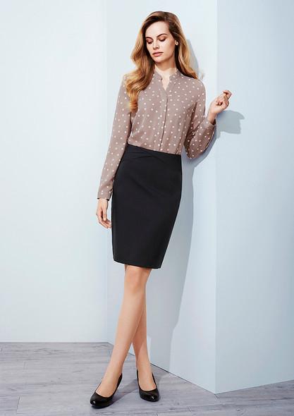 Womens Chevron Skirt 20114