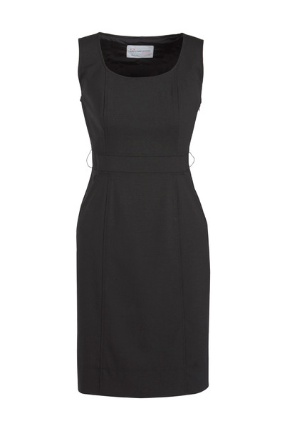 Womens Sleeveless Dress 34011