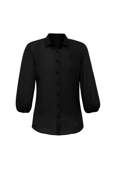 Womens Lucy 3/4 Sleeve Blouse RB965LT