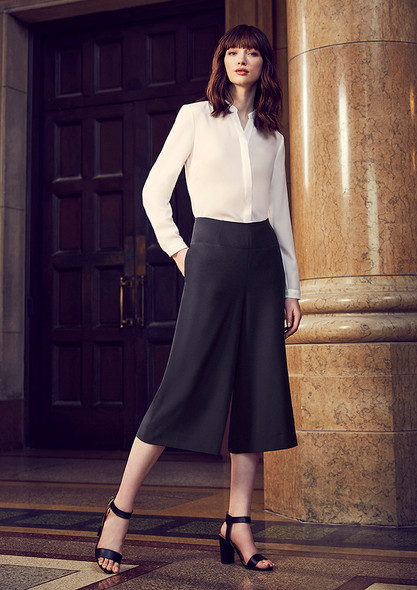 Womens Mid-Length Culottes 10728