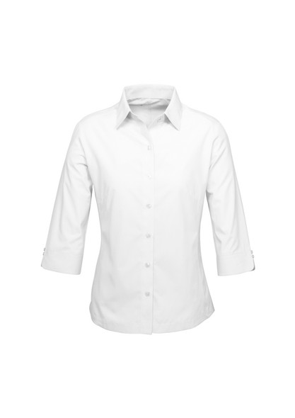LADIES AMBASSADOR 3/4 SLEEVE SHIRT S29521
