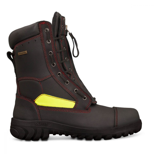 66-495 230MM LACE UP STRUCTURAL FIREFIGHTERS BOOT