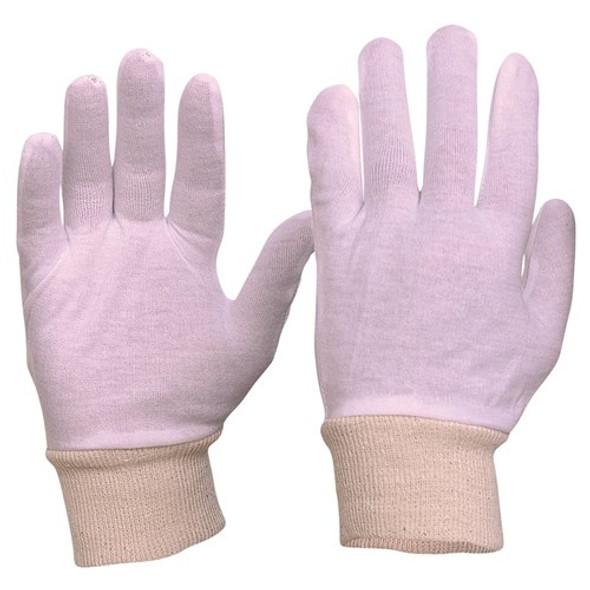 ProChoice® Interlock Poly/Cotton Liner Knit Wrist Gloves 342CLK pk12
