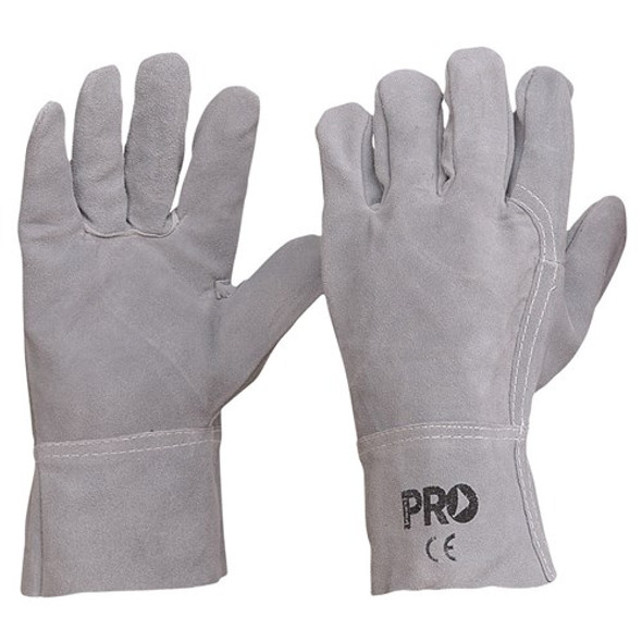 ProChoice® All Chrome Leather Glove Large 7407 pk12