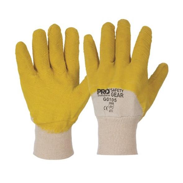 ProChoice® Glass Gripper Gloves Large  GG105 PK12