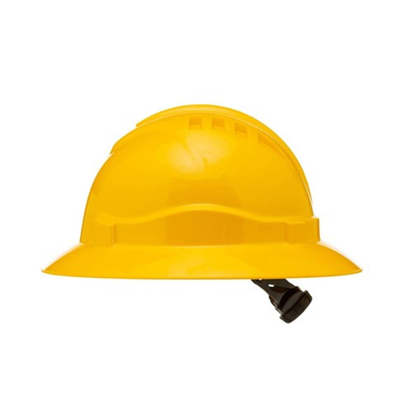Pro Choice Safety Gear V6 Hard Hat Unvented Full Brim HH6FB
