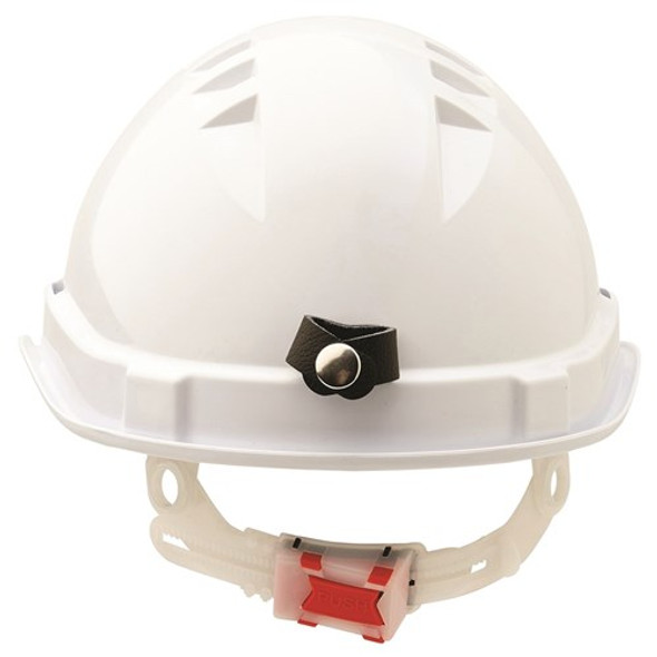 HARD HAT LAMP BRACKET ATTACHMENT TO SUIT PRO CHOICE SAFETY GEAR HARD HATS HHLB