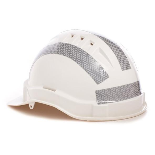 Pro Choice Safety Gear Hard Hat Reflective Tape Straight 10 strips HHRTS
