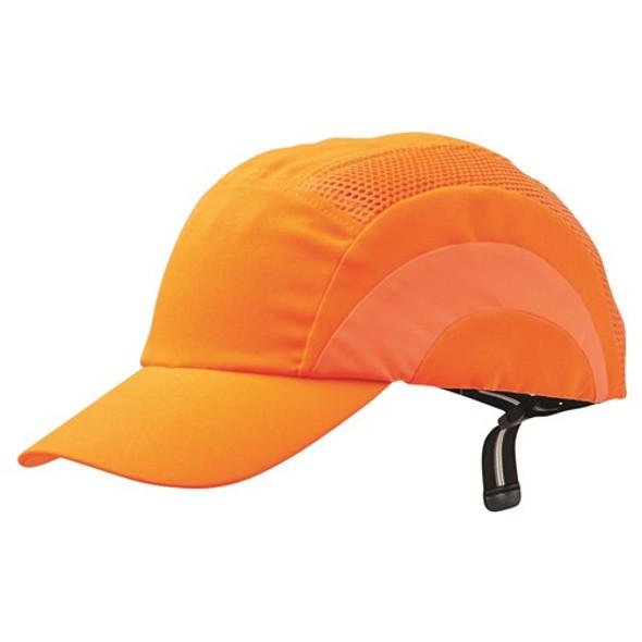Pro Choice Safety Gear Bump Cap Fluro Orange BCFO