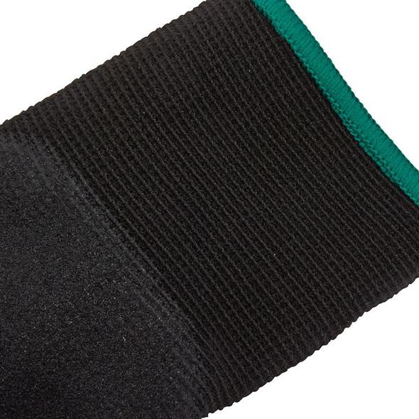 PREMIUM BLACK NITRILE BREATHABLE GLOVE (12 PACK) 8R002