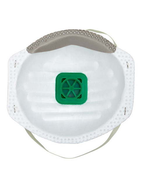 BLISTER (3PC) P2 RESPIRATOR WITH VALVE 8C15