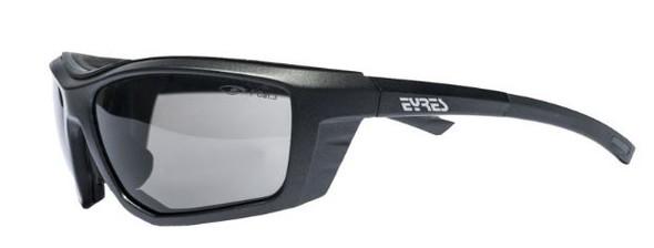 EYRES 722WF Edge  722WF-M2-PGNAF EDGE WF Matt Grey Frame, Polarised Grey Nano Anti-Fog