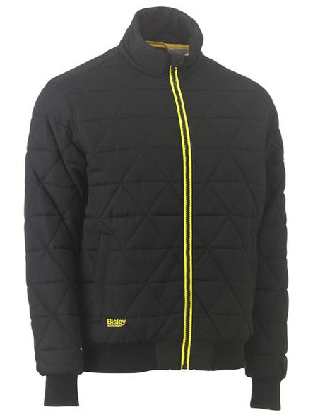 QUILTED BOMBER JACKET BJ6976