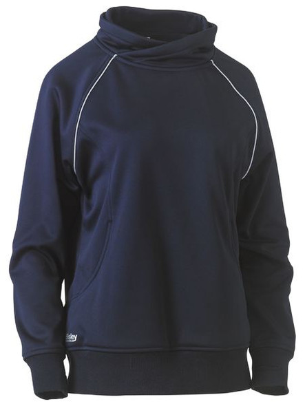 WOMENS WORK FLEECE JUMPER