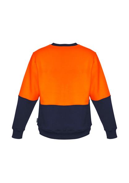 Unisex Hi Vis Crew Sweatshirt ZT475