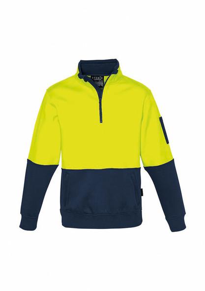 Unisex Hi Vis Half Zip Pullover ZT476
