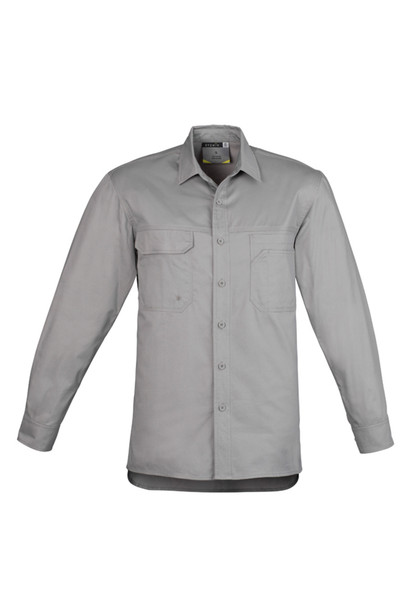 Mens Lightweight Tradie L/S Shirt