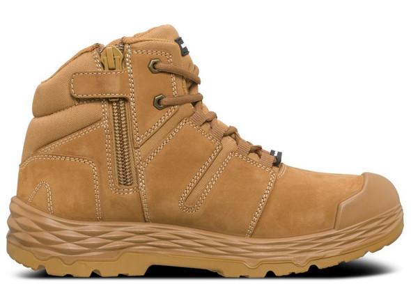Mack Shift Zip-Up Safety Boots MK0SHIFTZ